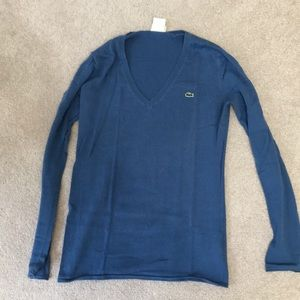 Lacoste Cotton Long Sleeve